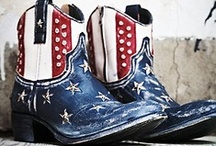 Stars and Stripes / by Kathy Perry