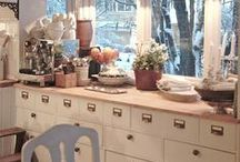 My Home Style..Cozy, Cottage, Chic - Board 2 / by Christine Abrams