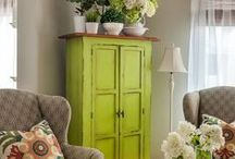 Painted Furniture / by Shelly Bailey