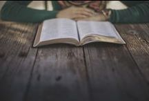 Community Group || Theology & Bible Study / Resources for studying scripture and theology / by Natalie Grimm
