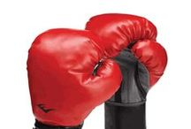 boxing / by Catherine Chesters