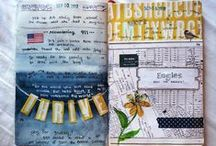 Art Journals / by Shelly Bailey