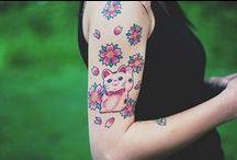 Tattoos / by Kelly Gardner