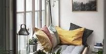 Small Apartment Decorating / We get it; living in an apartment can be tough, especially when your options are limited by the laws of your landlord. However, don't let this stop you from getting the interior you want. Here are some easy apartment decor ideas that lets you update your space's look