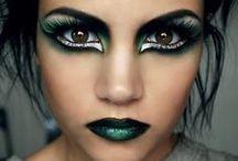 Halloween Ideas for Women / Halloween Makeup Ideas, Tutorials, Costume Ideas & inspiration