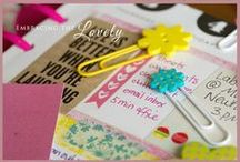 Planner Inspiration / Planner Inspiration, Ideas, Planner Layouts, Accessories, Layouts and Tutorials.