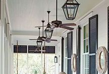 Ceiling Fans / With design and architectural appeal, re-interpret the way we look at air movement with these ceiling fans and floor fans.