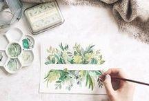 Create || Sketch & Handlettering