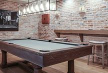 Billard / Bar room