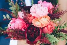 Flowers and wedding/ event ideas / by Hilary Ammons