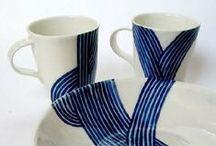 Céramique / Porcelaine / argile.