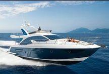 Azimut Yachts Collections / by Azimut Yachts