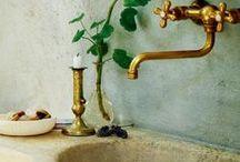 bath / bathroom perfection interior design / by BLAIR SPANGLER DESIGN GROUP