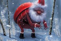 Ho Ho Ho!!! / Christmas