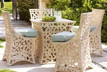 Outdoor Furniture / by Tawnie Belle