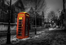 Selective Colour / Collection of Selective Colour shots / by Tom Cunningham