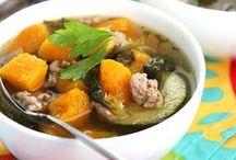 Eat Soup / by Alisa Fairbanks