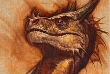 Mythological Biology Art and Design