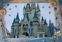 Disney Scrapbook Pages and Layouts / by Reva Cherese Lewis