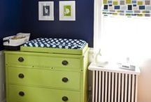 Boys Bedroom Idea Board / Boys bedroom decor and diy ideas