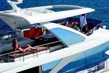 The new AZIMUT 80 / by Azimut Yachts