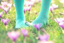 Joyful Spring!  / It's the season of new life, grow with us!