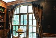 Home-Decor: Window treatments