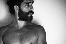 Beard Up Baby, V / Sometime during Beard Up, Baby IV, I evolved. And simplified my criteria for pinning down to one simple question -- Would I f*ck him?  Enjoy.