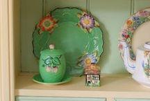 cottage kitchen / A Little Corner for My Retro Soul / by Marla LaPorte
