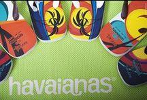 Havaianas / Coleção feita em conjunto com a marca brasileira Havaianas.Collab with Brazilian brand Havaianas. / by Tom Veiga