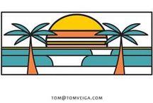 Varios / Um pouco de cada coisa / by Tom Veiga