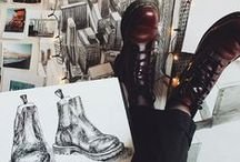 #My1460s - Celebrating 55 Years of Self Expression / To celebrate the 55th Anniversary of the 1460 Boot, we challenged our followers to share how they style theirs with the tag: #My1460s.