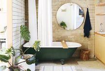 b a t h r o o m / Bathroom / by Kathryn Sands