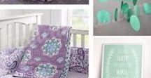 Girlie Bedroom Idea Board / Girls bedroom decor ideas
