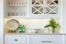 Kitchen Idea Board / Kitchen decorating ideas