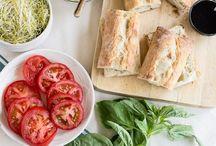 Vegetarian Foods / Vegetarian recipes