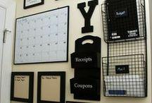 Home: Organize