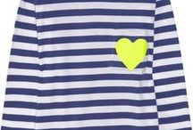Stripes on t-shirts / Tees with stripes