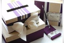 Wedding: Guestbook & Card Box Inspiration / by Rehana Khan