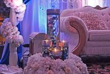 Wedding: Centerpiece & Decor / Overall wedding decor and centerpiece inspirations / by Rehana Khan