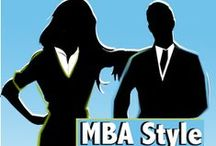 MBA Style / MBA students:The best tips and clothes for a formal -and less formal- day or night out. How to dress smart at the office, at the business school, on a business dinner, on a night out at the cinema and more. #fashion