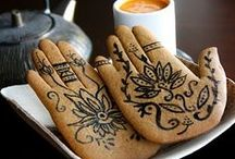 Henna Night Ideas / by Rehana Khan