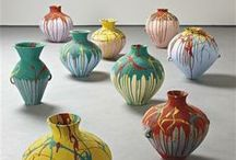 Ceramic and Pottery Love / Love the creative process of doing a ceramic piece and love to work with clay.
