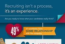 Infographics for Recruiters / by Insperity Jobs