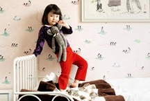 kids rooms / by Rena DeAngelo