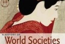 Semester Notes / World Civilizations & British Literature 2012, 2013 Microbiology 2013    / by C McKane