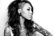 Tattoos / by Bianca Huyerman