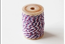 String, Twine / by Fallindesign