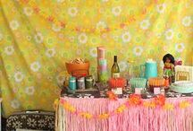 { party & events } / by Hilary Buchanan