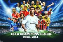 UEFA CHAMPIONS LEAGUE / The best of the champions League